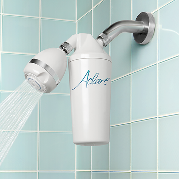 Aclare Shower Filter System